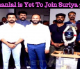 Mohanlal Is Yet To Join Suriya 37! Tamil News