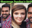 Is She Shanmuga Pandian's Girlfriend? Tamil News