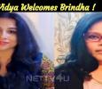 Vidya Balan Welcomes Choreographer Brinda Via Video Post!
