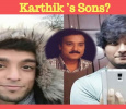 Are They Karthik's Sons? Tamil News