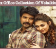 Four - Day Box Office Collection Of Velaikkaran! Tamil News