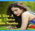 Puli Was A Risky Choice - Nandita Swetha Tamil News