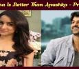 Shraddha Is The Best Choice Than Anushka – Prabhas Tamil News