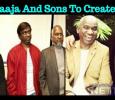 Ilaiyaraaja Joins His Sons Yuvan And Karthik! Tamil News