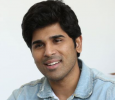 Allu Sirish Sells Candles And Paper Cups For A Public Cause Telugu News