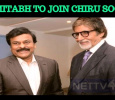Amitabh Bachchan To Join Chiranjeevi Soon!
