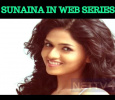 Sunaina Jumps To Web Series! Tamil News