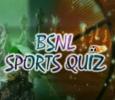 BSNL Sports Quiz
