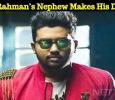 A R Rahman's Nephew Makes His Debut With Jyothika Starrer! Tamil News