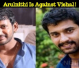 Arulnithi Is Against Vishal! Tamil News