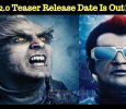 2.0 Teaser Release Date Is Out! Tamil News
