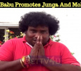 Yogi Babu Promotes Both Of His Films In A Single Video! Tamil News