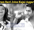 Jayam Ravi Joins Kajal Aggarwal!