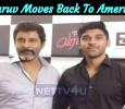 Dhruv Vikram Moves Back To America! Tamil News