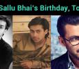 It's Sallu Bhai's Birthday, Today!