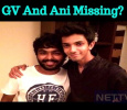 Where Are They - Anirudh And GV Prakash Tamil News
