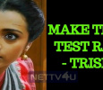 Use These Scoundrels As Test Rats – Trisha