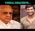 Vishal Requests… Tamil News