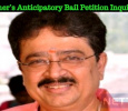 S Ve Shekher's Anticipatory Bail Petition Inquiry Today!