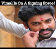 Vimal Is On A Signing Spree! Tamil News