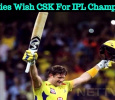 Celebrities Wish For CSK's Victory Over SRH! Tamil News