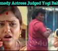 Late Comedy Actress Judged Yogi Babu's Fate Before Years! Tamil News