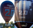 Rajini's 2.0 Hot Air Balloon Is Getting Ready To Fly High! Tamil News