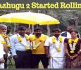 Krishna Starrer Kazhugu 2 Started Rolling! Tamil News