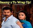 Saamy 2 To Wrap Up! Tamil News