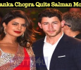 Priyanka Chopra Quits Salman Movie For Her Marriage!