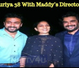 Suriya 38 With Maddy's Director? Tamil News