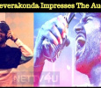 Vijay Deverakonda Impresses The Audiences With His Debut Song!