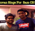 Yuvan Sings For Sam! Tamil News