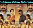 Vivek's Ezhumin Release Date Postponed!