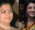 Khushboo And Kajal Follow Hansika!