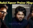 Shahid Kapoor Praises Vijay! Tamil News