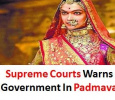 Supreme Courts Warns The Central Government In Padamvati Issue! Tamil News