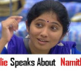 Why Julie Didn't Attend Namitha's Wedding!