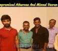 Vishal Compromised Atharvaa And Minnal Veeran Team! Tamil News