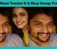 After Malar Teacher It Is Mary George For Nani! Tamil News