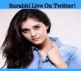 Surabhi Live On Twitter! Tamil News