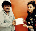 Nikki Galrani Shows Her Generosity To Nadigar Sangam! Tamil News