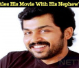 Karthi Titles His Movie With His Nephew's Name! Tamil News
