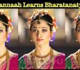 Tamannaah Learns Bharatanatyam?