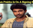 Vikram Prabhu Is On A Signing Spree!