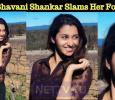 Priya Bhavani Shankar Slams Her Follower!