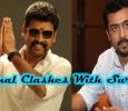 Vimal To Lock Horns With Suriya! Tamil News