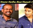 Ratsasan Director Clarifies About Dhanush's Heroine! Tamil News