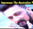 Sudeep Impresses The Australian Fans!