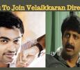 Simbu To Join Velaikkaran Director! Tamil News